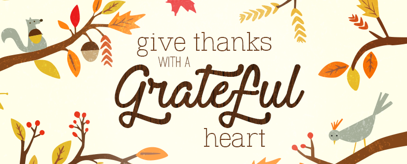 Give Thanks with a Free Background designed by the Kristen Stevens