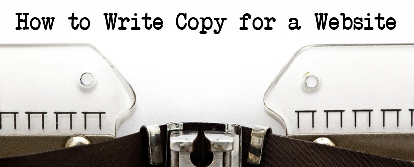 How to Write Copy for a Website