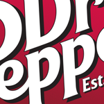 Cross Section of the Dr Pepper Logo