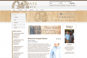 Compass Cleaners