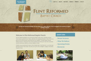 Flint Reformed Baptist Church